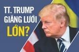 Phân tích: Tổng thống Trump sớm đã giăng lưới