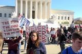 [ẢNH] Biểu tình trước Tòa án Tối cao Mỹ yêu cầu chấm dứt gian lận bầu cử