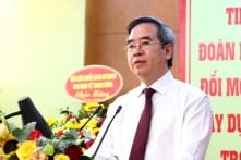 Sai phạm hàng loạt gây hậu quả nghiêm trọng, ông Nguyễn Văn Bình bị cảnh cáo