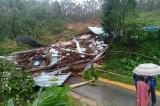 Thêm một ngôi nhà đổ sập do sạt lở ở Quảng Nam, một người chết