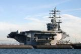 Tàu sân bay USS Nimitz đến vùng Vịnh khi mối đe dọa chiến tranh Iran gia tăng