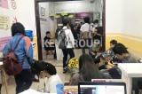 Nhiều sinh viên, học sinh đã tiếp xúc F1, F2 với nam tiếp viên và bạn nhiễm virus Vũ Hán